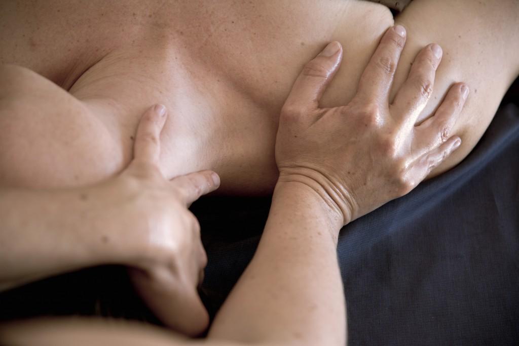 massage épaules/nuque
